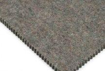 Fieltros / 10 % de descuento en todos los fieltros. Una gran variedad de fieltros industriales o para manualidades, confección de disfraces, bolsos y sombreros y protección de muebles.