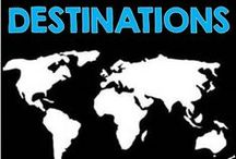 Destinations / Travel Destination Inspiration