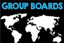 Group Boards / Travel Group Boards