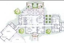 Plans / A collection of floor plans and layouts for our designs