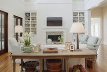 Living Rooms / A collection of our finest living and family rooms for your home