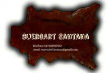CueroArt Santana / Creaciones en Cuero Santana.