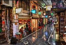 Melbourne Bars/Restaurants