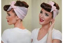 Pin Up Inspiration ♡ / A board full of lots of style ideas for pin up fashion ♡