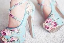 Shoes ♡ / A board featuring many pairs of pretty shoes!