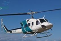 Our Helicopters / Located at Coffs Harbour, NSW and Barraba, NSW