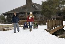 Sunriver Resort Winter Wonderland