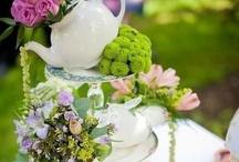 Inspírate! / Inspiración e ideas para conseguir una decoración de boda de ensueño.