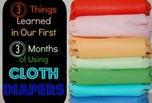 Cloth Diapers / Everything Cloth Diapering!