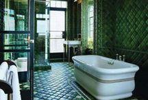 Design Inspiration - Bathrooms