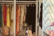 Design Inspiration - Closets