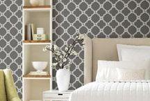 Design Inspiration - Contemporary Wallpaper