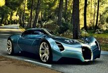 Concept Cars / by Richard Martin