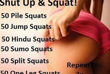 Fitness & health lifestyle