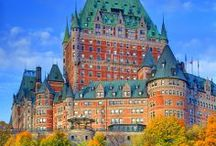 Been There, Done That - Canada / Places from my travels in and around Canada, including the Canadian Maritime Provinces of New Brunswick and Nova Scotia.  Pin all you care to. / by Suzanne De Pee