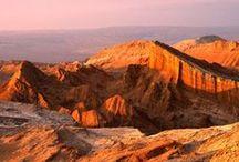 Paisajes hermosos de Chile / Lugares que vale la pena conocer en Chile
