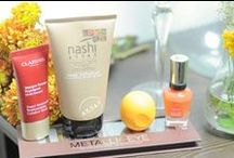 Beauty Love / My favorite beauty products!