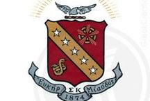 Sorority/Fraternity Crests / Crests from NPC member groups
