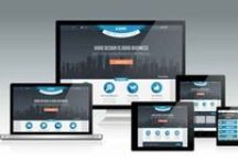 Web Design / Website design and development. Mobile responsive website design.
