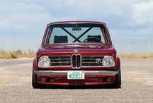 BMW 2002 / BMW New Class produced between 1962 and 1977