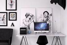 Arbeitszimmer//Workspace
