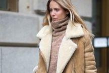 HER WARM JACKET INSPO / Ladies parka & winter jackets