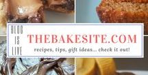 The Best From The Bake Site / The best recipes, tips and products from Bake's website. Keep an eye out for promotional codes, too!