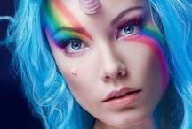 // I'm just fantastic...✨ / [TABLEAU COLLABORATIF] Magnifique, unique, scintillante, magique, exceptionnelle... réveillez la licorne qui sommeille en vous !!! #beYou #beUnique #beBright #beaUnicorn