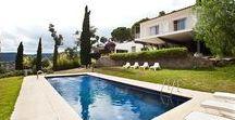 Designer Vacation villa in Costa Brava / A fantastic vacation villa by the beach in Costa Brava