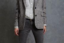 Blazer-Outfits / Über kurz oder lang: So kombiniert ihr jede Art von Blazer.