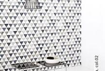 Alles grafisch / Dreiecke, Quadrate, Kreise - so wird eure Wohnung zum echten grafischen Highlight.