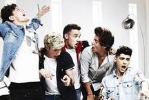 one direction♥♥ / by julianna hensel