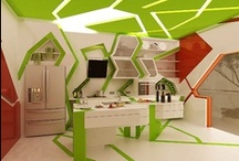 Kitchen Fashion Club / Interior design ideas for the kitchen / by Virginia Zuloaga