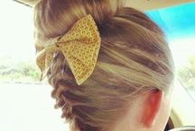 Hair and beauty  / Stay beautiful <3 / by Madi