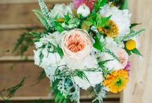 Wedding Florals / Wedding Blooms and Venue Decor / by Fiona Treadwell