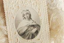 Vierge à l'enfant & Marie & Mary and Child & Virgen