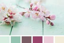 Palettes Tendances & Trend & Colour palette