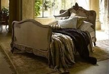 French Antique Bedroom Ideas