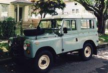 CARS & BIKES. / FLAT 128 loves vintage cars, vintage bikes, vintage vespas, and range & land rovers. / by FLAT 128