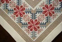 borders and motifs / cross stich