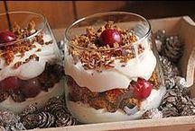 Rezepte Dessert Nachtisch Leckerchen Kuchen