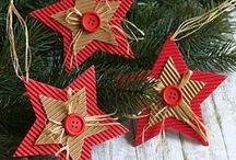 Basteln Xmas Rund um Weihnachten