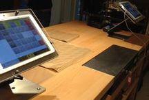 iPadKasse Bäckerei GASTROFIX / Kassensysteme für Bäckereien iPad Kasse GASTROFIX