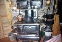 Antique stoves / by george checchi