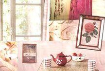 Collage ©Marimerveille / Ne rien jeter! Les vieux magazines sont de superbes sources d'inspiration pour la création de cartes autour d'un thème, d'une couleur etc.