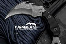 Karambits / This board is about karambits and how to make them.