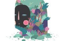 +ill) graphic illustrations / graphic illustrations