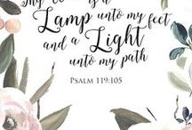 Bible Verses / The word of God is alive and here to guide us. This board contains scriptures from the Bible. My hope is that it will encourage you, give you strength, and lead you closer to Jesus.