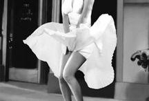 Marilyn Monroe Black & White