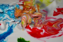 Creativity. / Anything fun to make at home or with my kids in class <3